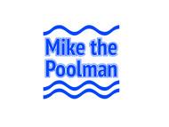Mike the Poolman  Logo - Entry #20