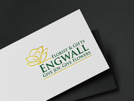 Engwall Florist & Gifts Logo - Entry #202