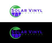 Solar Vinyl Graphics Logo - Entry #43