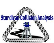Sturdivan Collision Analyisis.  SCA Logo - Entry #139