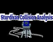 Sturdivan Collision Analyisis.  SCA Logo - Entry #139