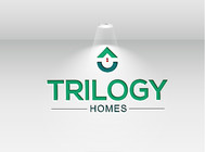 TRILOGY HOMES Logo - Entry #325