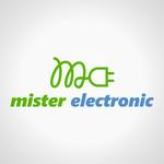 Mister Electronic Logo - Entry #55