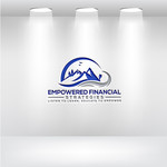 Empowered Financial Strategies Logo - Entry #281