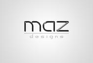 Maz Designs Logo - Entry #177