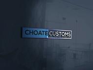 Choate Customs Logo - Entry #74