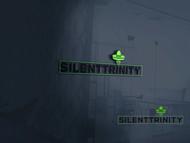 SILENTTRINITY Logo - Entry #121