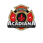 Acadiana Fire Extinguisher Sales and Service Logo - Entry #170