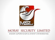 Moray security limited Logo - Entry #20