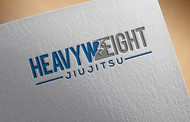 Heavyweight Jiujitsu Logo - Entry #54