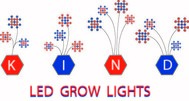 Kind LED Grow Lights Logo - Entry #78