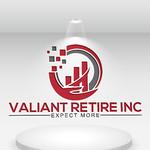 Valiant Retire Inc. Logo - Entry #106