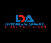 LiveDream Apparel Logo - Entry #169