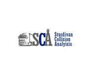 Sturdivan Collision Analyisis.  SCA Logo - Entry #214