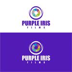 Purple Iris Films Logo - Entry #115