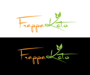 Frappaketo or frappaKeto or frappaketo uppercase or lowercase variations Logo - Entry #75