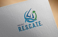 Project R.E.S.C.A.T.E. Logo - Entry #53