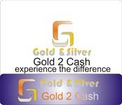 Gold2Cash Logo - Entry #50