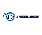 Corporate Logo Design 'AD Productions & Management' - Entry #103