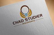 Chad Studier Insurance Logo - Entry #391