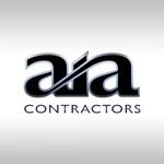 AIA CONTRACTORS Logo - Entry #139