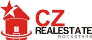 CZ Real Estate Rockstars Logo - Entry #165