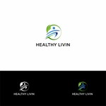 Healthy Livin Logo - Entry #504