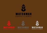 Watchman Surveillance Logo - Entry #138