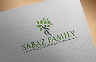 Sabaz Family Chiropractic or Sabaz Chiropractic Logo - Entry #87