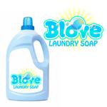 Blove Soap Logo - Entry #14
