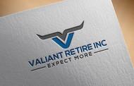 Valiant Retire Inc. Logo - Entry #366