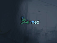 Airmed Logo - Entry #129