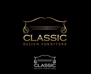 classic design furniture Logo - Entry #53