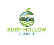 Burp Hollow Craft  Logo - Entry #144