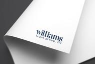 williams legal group, llc Logo - Entry #109