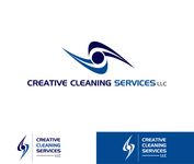 CREATIVE CLEANING SERVICES LLC Logo - Entry #59