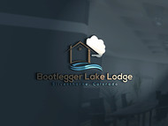 Bootlegger Lake Lodge - Silverthorne, Colorado Logo - Entry #89