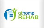 At Home Rehab Logo - Entry #54