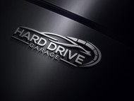 Hard drive garage Logo - Entry #101