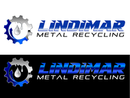 Lindimar Metal Recycling Logo - Entry #112