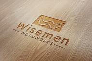 Wisemen Woodworks Logo - Entry #171