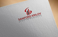 Sanford Krilov Financial       (Sanford is my 1st name & Krilov is my last name) Logo - Entry #595
