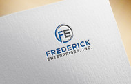 Frederick Enterprises, Inc. Logo - Entry #162