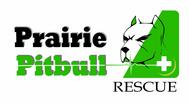 Prairie Pitbull Rescue - We Need a New Logo - Entry #107