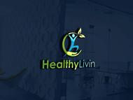 Healthy Livin Logo - Entry #263