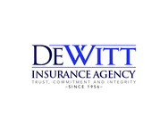 """DeWitt Insurance Agency"" or just ""DeWitt"" Logo - Entry #167"