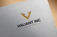 Valiant Inc. Logo - Entry #180