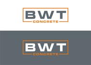 BWT Concrete Logo - Entry #79
