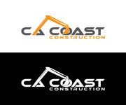 CA Coast Construction Logo - Entry #203