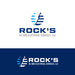 Rock's AC and Electrical Services, L.L.C. Logo - Entry #43